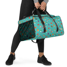 Load image into Gallery viewer, Weekender Duffel Bag