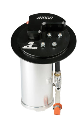AEROMOTIVE FUEL PUMP A1000 STEALTH FUEL KIT (10-14 MUSTANG GT)