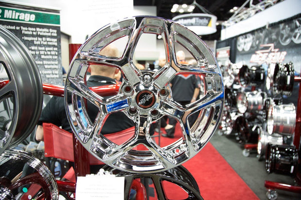 95 Recluse Chrome - Race Star Wheels (5 Lug 5x115)
