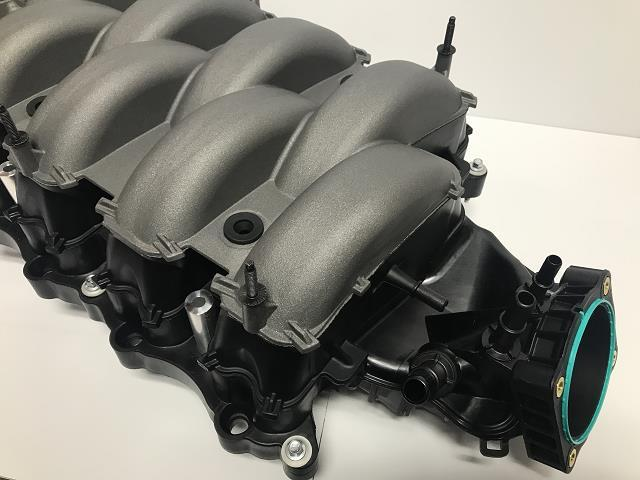 OEM 2018 Mustang GT Intake Manifold Ported / Unported w/ Lock Outs