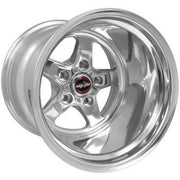 92 Drag Star Polished/Chrome - Race Star Wheels (5 Lug 5x5.00)