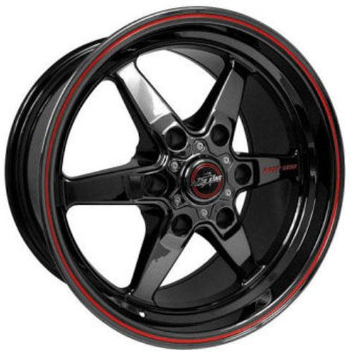 93 Truck Star Black Chrome - Race Star Wheels (6 Lug 6x135/6x4.75/6x5.50)