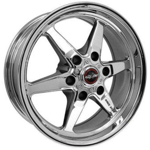 93 Truck Star Chrome - Race Star Wheels (6 Lug 6x135/6x4.75/6x5.50)