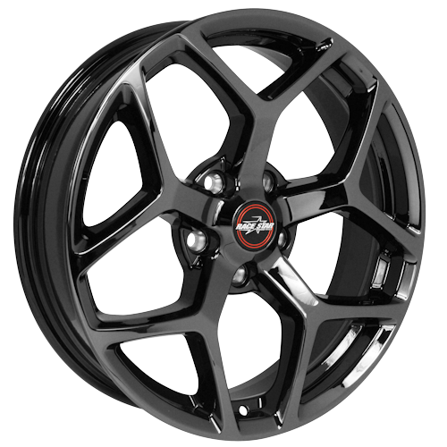 95 Recluse Black Chrome - Race Star Wheels (5 Lug 5x115)
