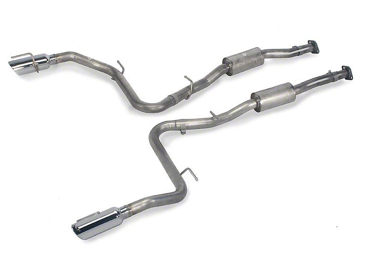 Borla Stinger S-Type Cat-Back Exhaust (99-04 Cobra)