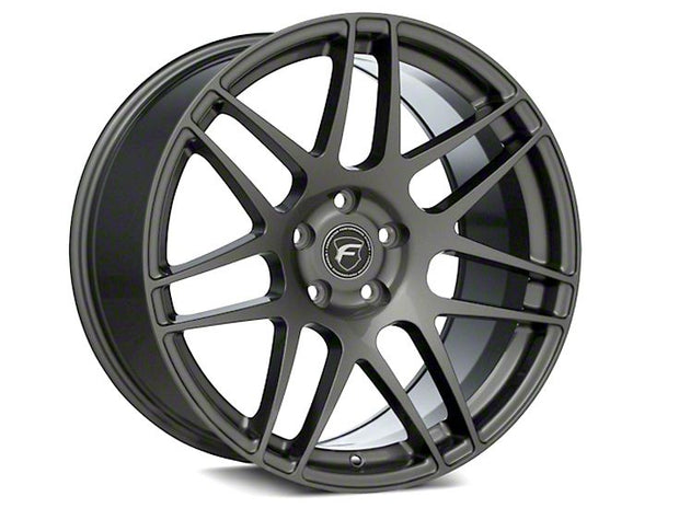 Forgestar F14 Monoblock Gunmetal Wheel (05-18 All)
