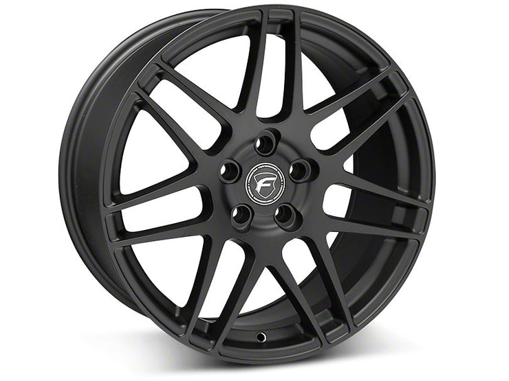 Forgestar F14 Monoblock Matte Black Wheel (05-18 All)