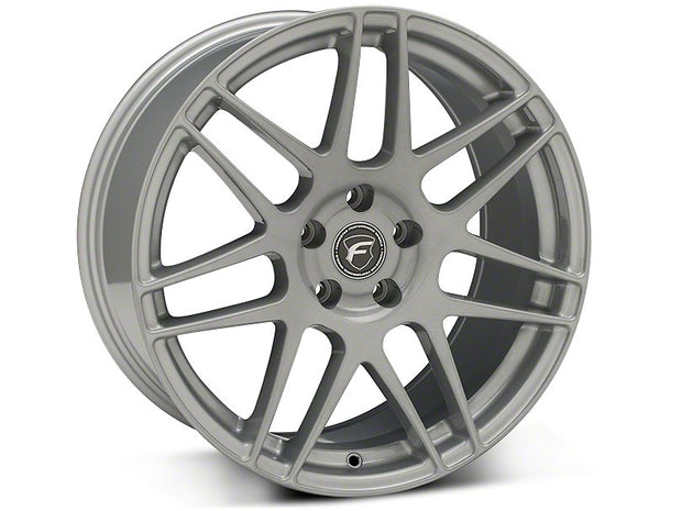 Forgestar F14 Monoblock Silver Wheel (05-18 All)