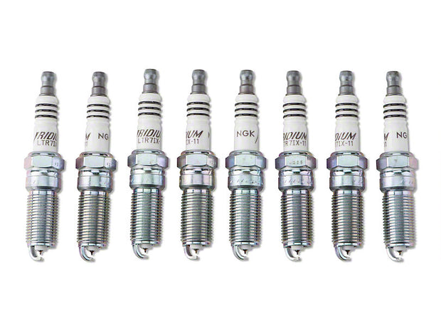 NGK Iridium IX Performance Spark Plugs - Heat Range 7
