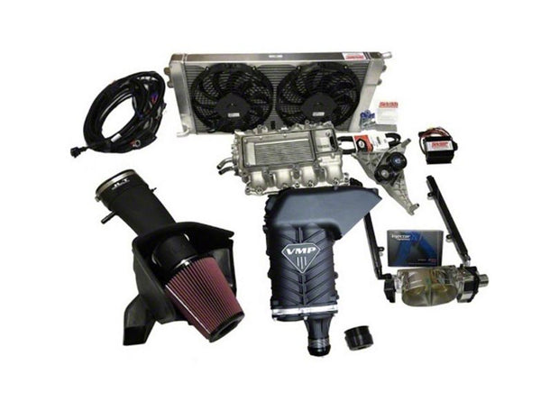 VMP GEN 3 2.65L TVS Supercharger Kit - Stage 3