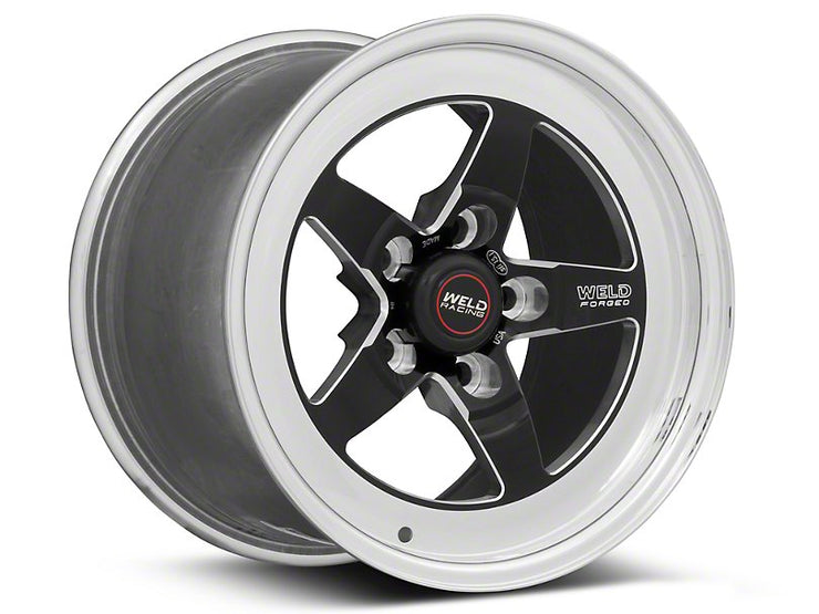 Weld Racing RTS S71 Black Anodized Wheel - 15x10 (05-14 All)