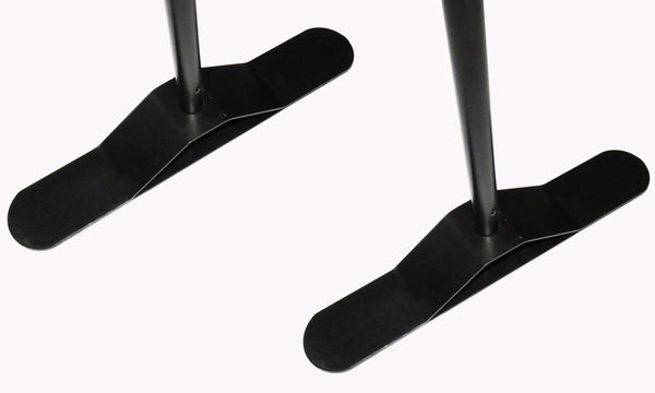 2 edge frames of the flex adjustable stand
