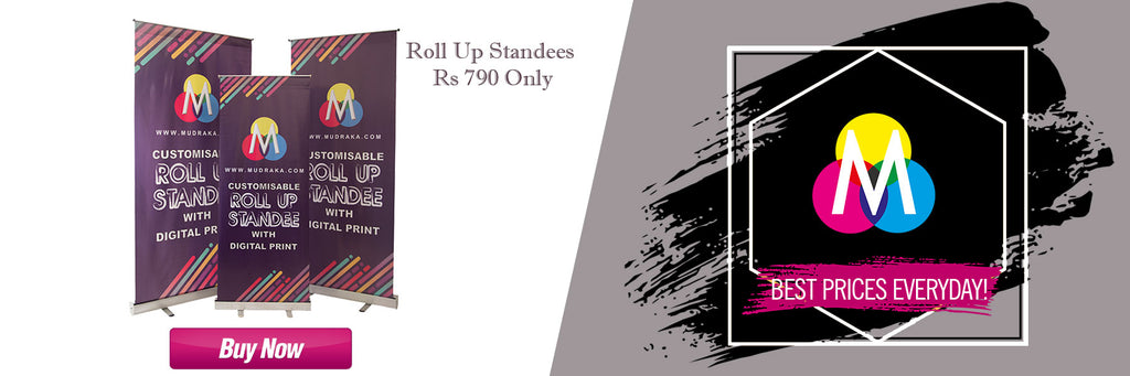 Roll Up Standees Home Page Banner