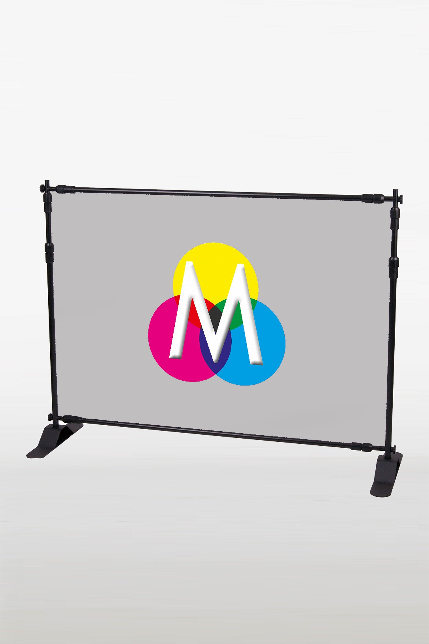 Backdrop Stand   Heavy duty, Painted, Iron stand for Flex