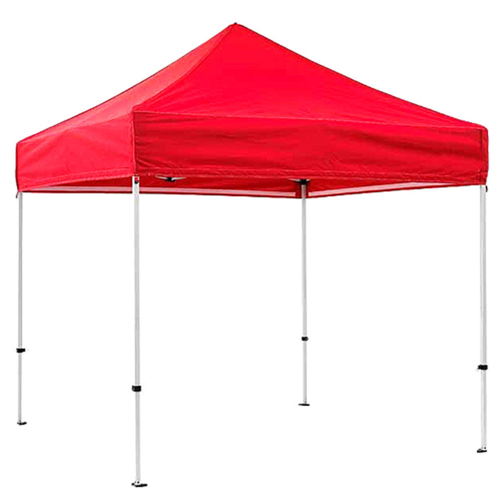 Portable Gazebo in Red and Blue Colour - 2x2 and 3x3 meter size