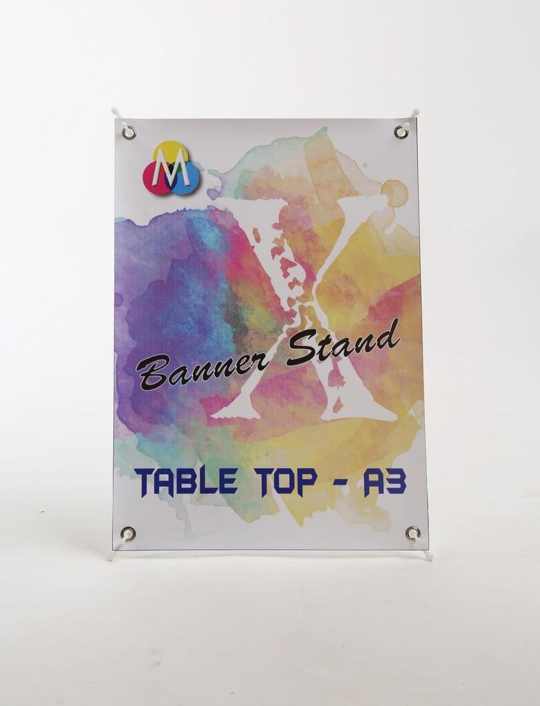 Table Top Budget Standee