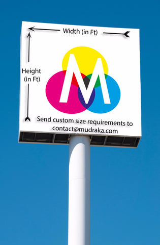 Flex Banners High Quality at Low Prices on Mudraka.com