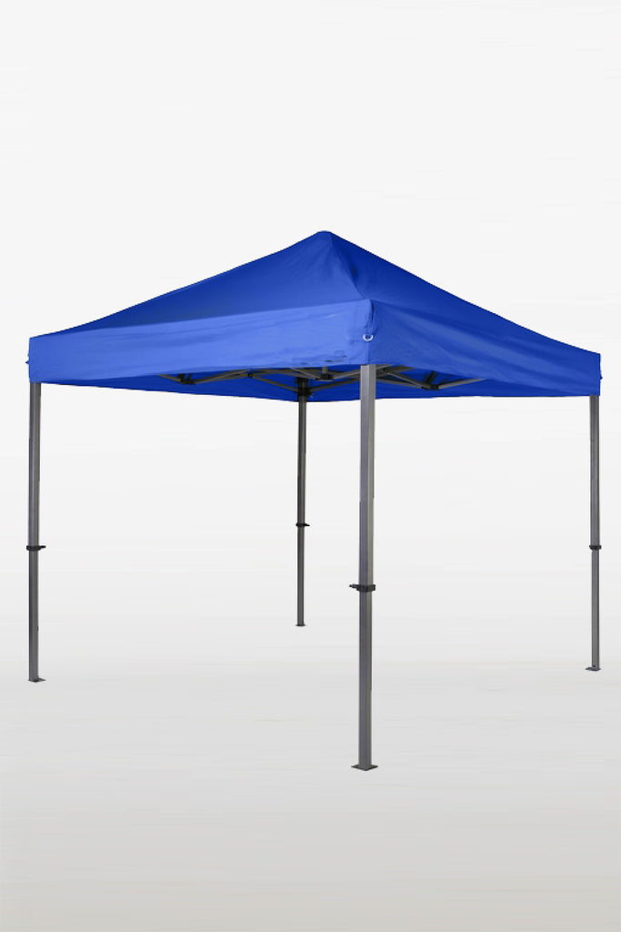 Blue Gazebo Tent 10x10 feet on Mudraka.com