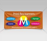 Flex Banner - Order Online - Solvent and Eco Solvent - On Mudraka.com