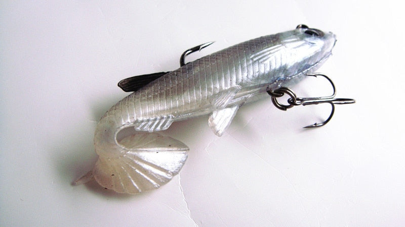 """FREE"" + S&H -  AWESOME 14g/80mm Soft Fishing Lures"