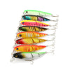 🐬NEW ARRIVAL🐬 1PCS Jointed Fishing lure 10.5CM/15G Minnow