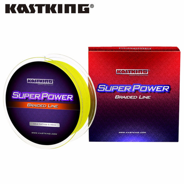 Great Discount!!! KastKing 500m 10LB - 80LB Braided PE Strong Multifilament Fishing Line