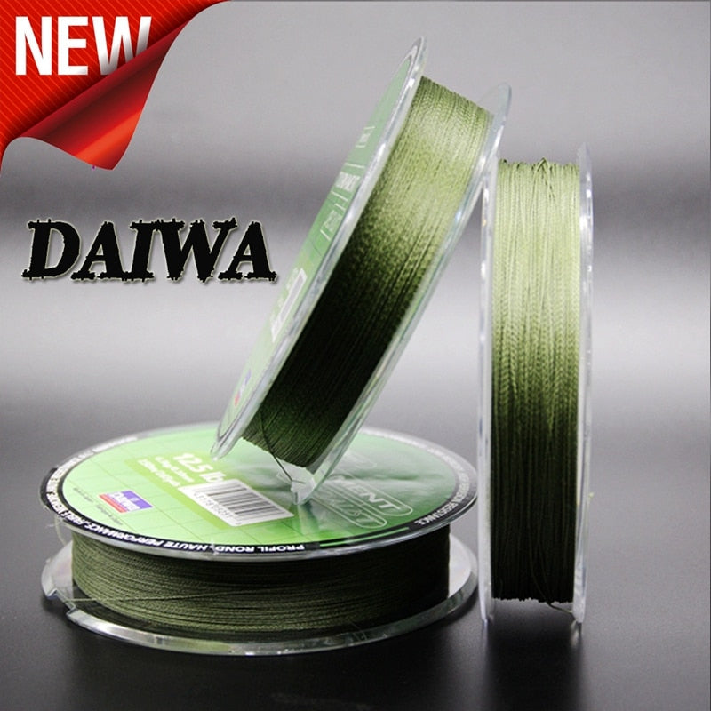 🐬NEW ARRIVAL🐬 4 Strands 0.10~0.40MM 6 60LB Strong PE Braided Line 150m Daiwa  Multifilament