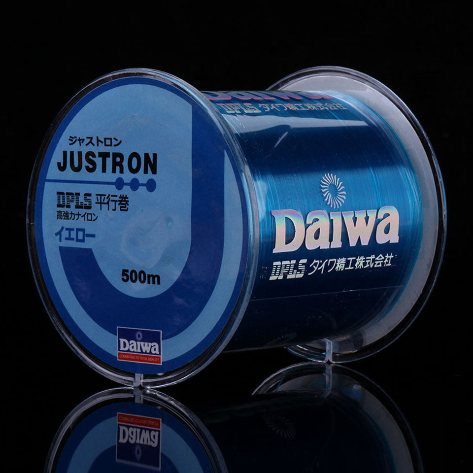 """FREE + S&H""  WALK FISH New 500M Nylon Fishing Line Super Strong Monofilament 4 49LB Quality Japanese Material Saltwater Carp Fishing"