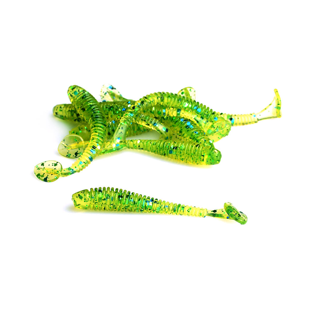 "⭐""FREE + S&H..WICKED LURE⭐  Soft Lures Silicone Bait"