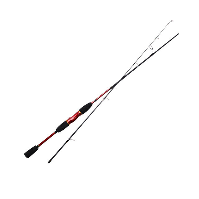 🐬2020 New 1.8M Baitcasting Rod and Spinning Fishing Pole 100% Carbon Spinning Lure Fishing Rod M Power 4-12LB 4-22g Lure Weight🐬