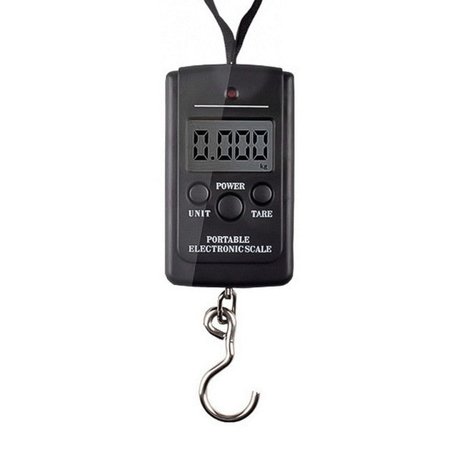 "🐬HOW ABOUT ""FREE"" PLUS S&H.🐬 40KG x 10g Mini Digital Scale For Fishing/Travel Weighting"