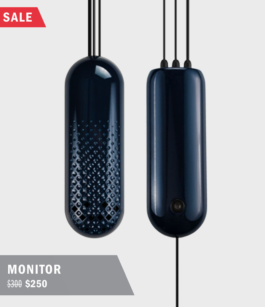 how to make a monitor default
