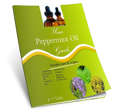 peppermint oil ebook