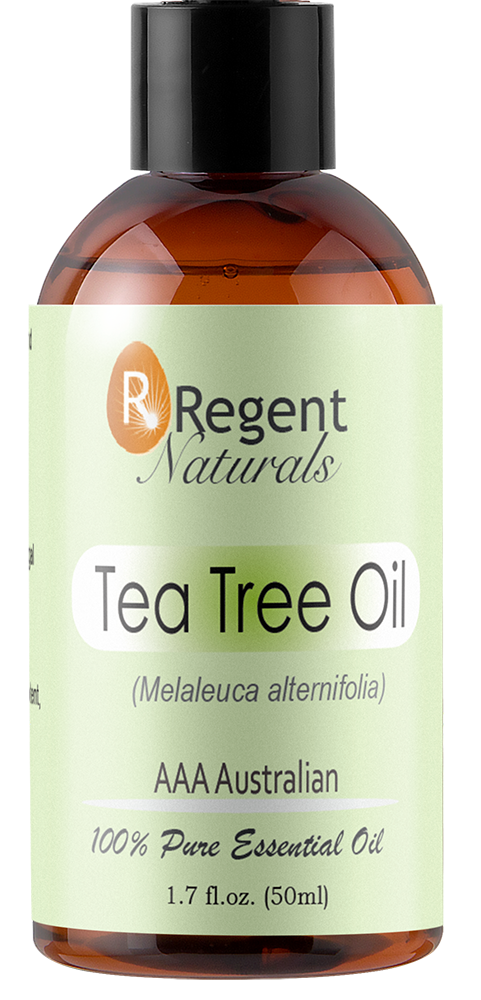 100% Pure Tea Tree Oil 50ml. Premium AAA Australian