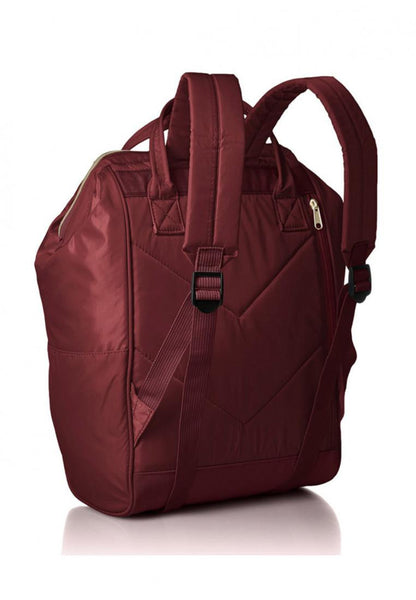 Authentic Anello Japan Imported Polyester Nylon Wine Rucksack - Lulugift.com :Affordable Designer Handbags malaysia bag murah