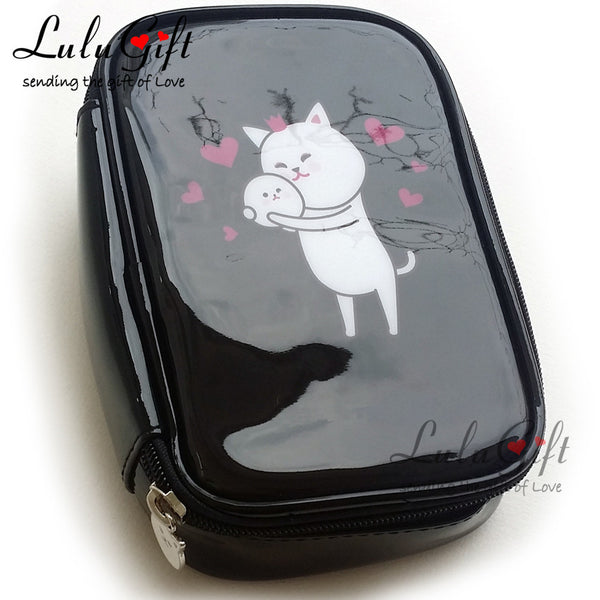 Kawaii Cartoon Multi Purpose Make-Up Purse