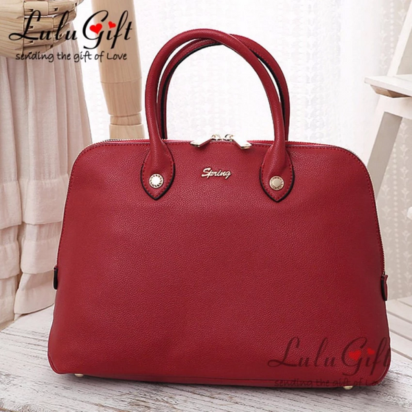 Total New Design PU Leather Shell Bag