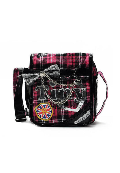 Gothic Kawaii Scottish Sling Bag 2 - Lulugift.com :Affordable Designer Handbags malaysia bag murah