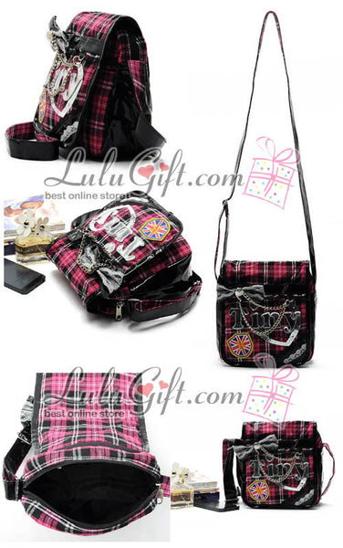 Gothic Kawaii Scottish Sling Bag 2