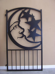 Moon and Stars Gate