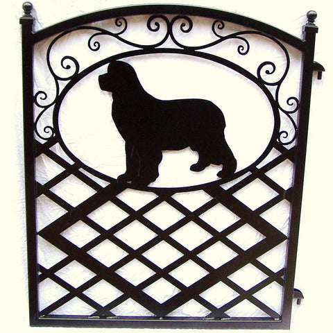 Custom Newfoundland Gate