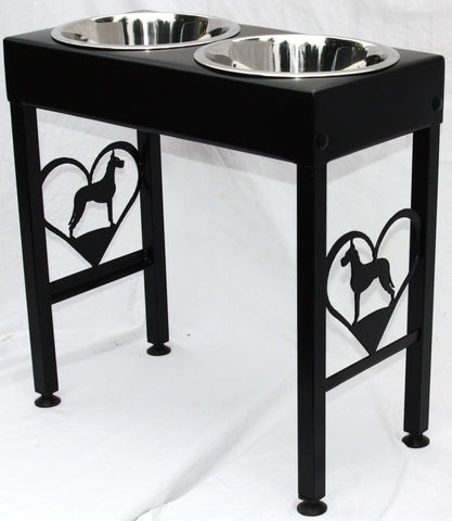Great Dane Dog Feeder