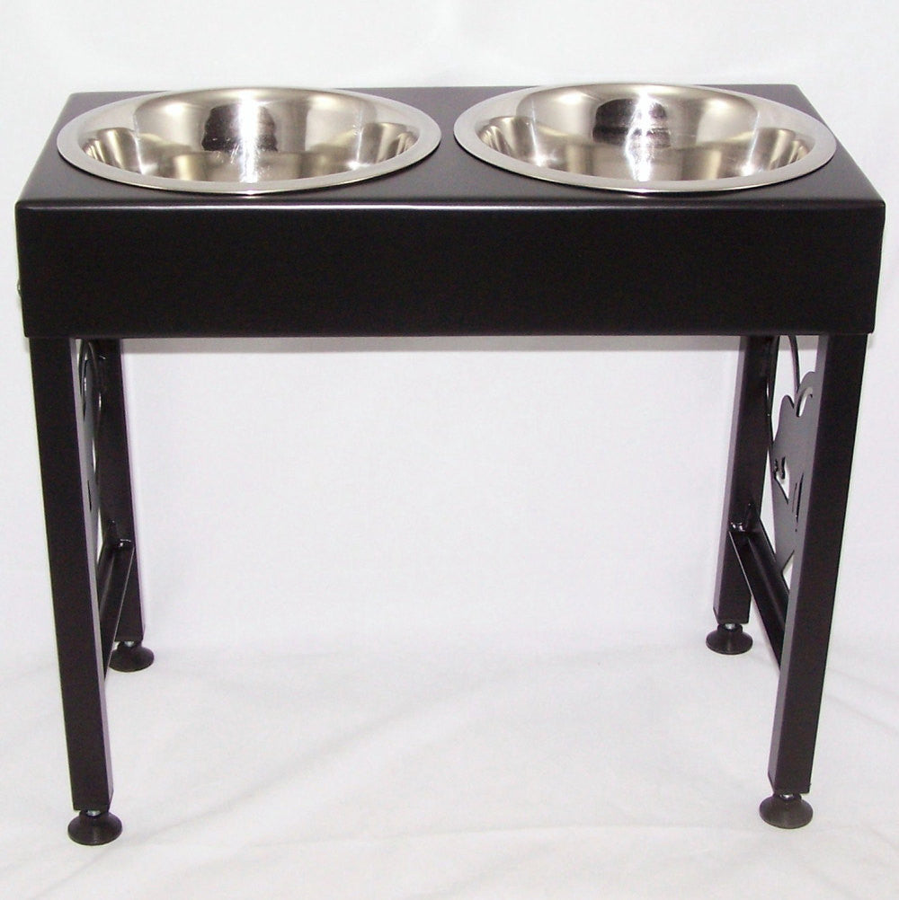 bowl fullxfull il dkxq elevated dog pet mini listing cat feeder triple food zoom