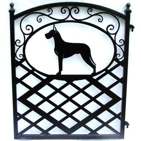 Great Dane Dog Gate Image 1