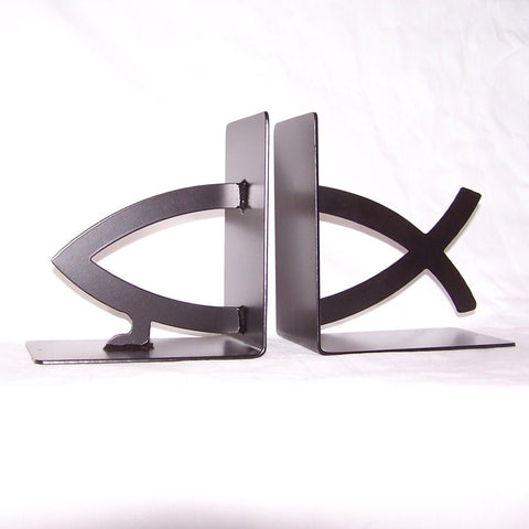 Darwin Evolution Bookends Black Metal Image 1