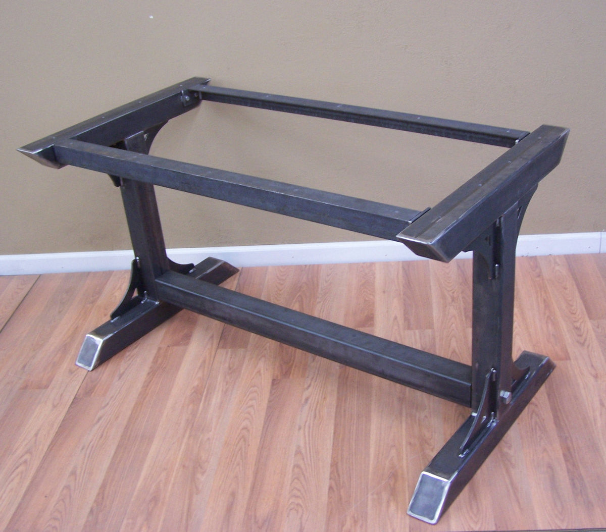 Industrial Steel Table Base Kitchen Island Bar Legs Massive Factory