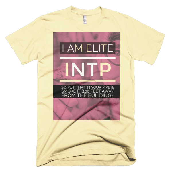 I Am Elite | INTP - The Opera Is Over, Shirts