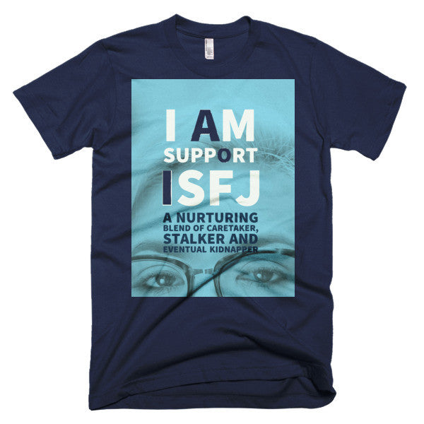 I Am Support | ISFJ - The Opera Is Over,