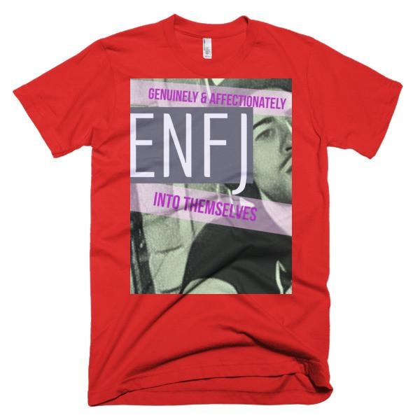 I Am Geniune & Affectionate | ENFJ - The Opera Is Over, Shirts