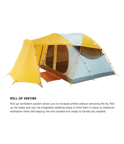 4 Person The North Face Tent roll up rain fly  sc 1 st  Rent Outdoors & 4 Person The North Face Tent